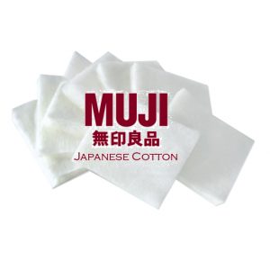 Muji Cotton - İşlenmemiş Pamuk ( 5'li Paket)