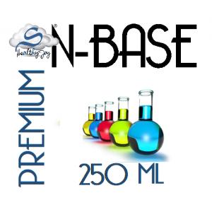 N-Base - 1 om ( %90 VG-10 PG ) - 250 ml